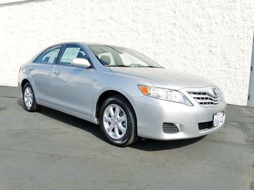 11 TOYOTA CAMRY AUTO AC TELEC CD 713 777-0707 995ENG