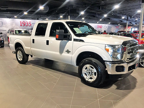 16 FORD F-250 XLT 4X4  832 203-2794 399MES