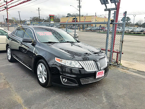 10 LINCOLN MKS ALLOYS AUTO LUXURY PACKAGE PIEL SUPER LIMPIO 713 944-7681