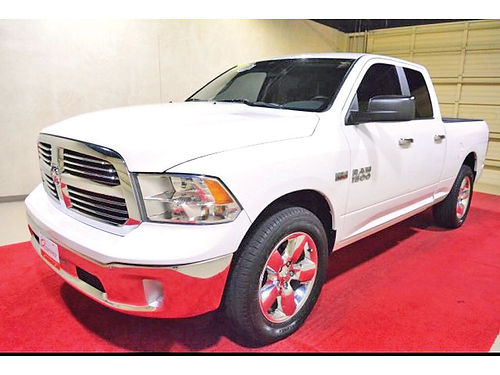 15 DODGE RAM 1500 BIG HORN QUAD CAB ALLOYS AUTO 4 PTS AC TELEC CD VAJUST 1098899 713 3