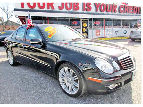 08 MERCEDES BENZ E-350 ALLOYS AUTO PIEL QUEMAC 4 PTS AC TELEC CD VAJUST 713 574-5050