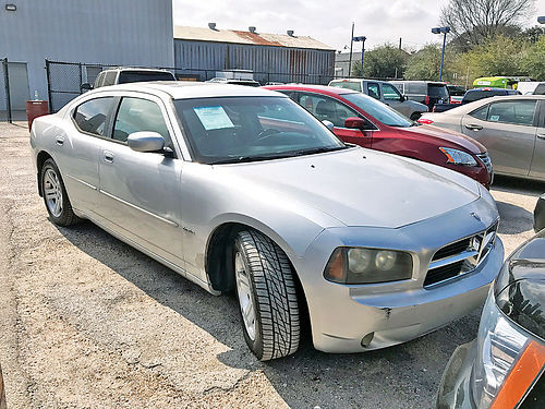 07 DODGE CHARGER 2300848B 281 377-8897 6995