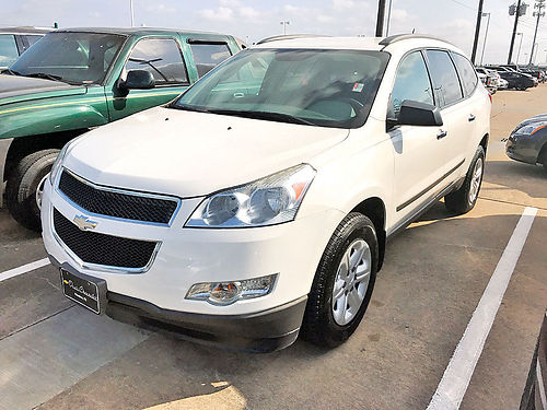 12 CHEVY TRAVERSE 22125-1 281 769-7435 8995