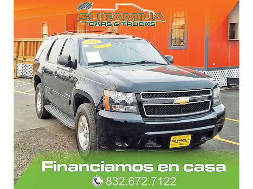 11 CHEVY TAHOE  713 694-6000