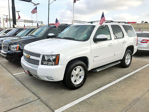 12 CHEVY TAHOE 20114 888 291-2776 28988