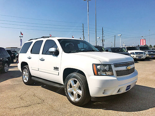 10 CHEVY TAHOE LT TEXAS EDITION 3RA FILA ALLOYS AUTO PIEL 4 PTS AC TELEC CD VAJUST 713