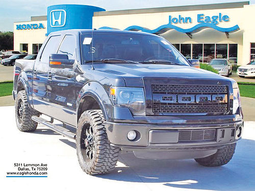 13 FORD F-150 KING RANCH BLUETOOTH CUSTOM RIMS ESTRIBOS PIEL SISNAV CD TODO ELECTRICO SUPER