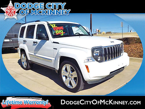 12 JEEP LIBERTY LIMITED 4X4 AC DUAL ALLOYS AUTO ESTRIBOS PIEL 4 PTS 1744029A 972 854-503