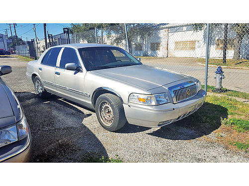 06 MERCURY GRAND MARQUIS AC DUAL ALLOYS AUTO PIEL SUPER LIMPIO 214 565-5699 4000