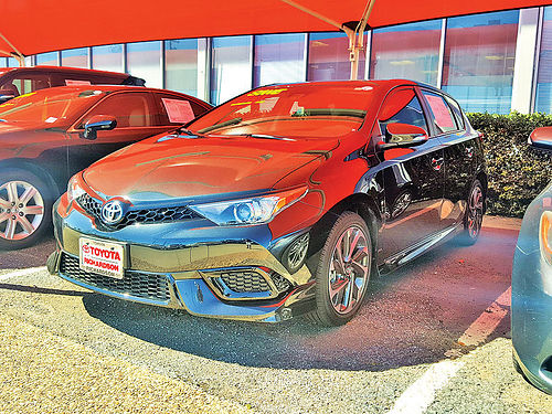 17 TOYOTA COROLLA IM 4 CIL AC DUAL ALLOYS 4 PTS HJ528421 866 328-3696 215MES