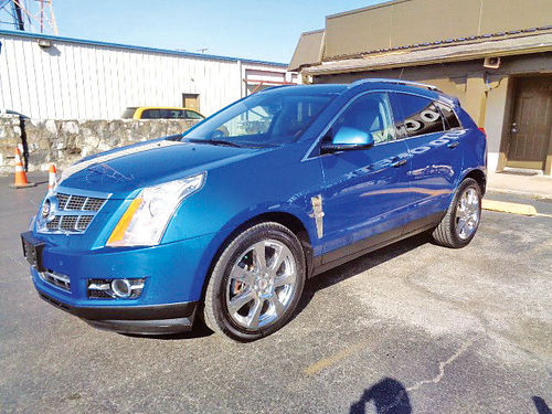 10 CADILLAC SRX AUTO BLUETOOTH CUSTOM RIMS LUXURY PACKAGE PIEL 888 615-3293