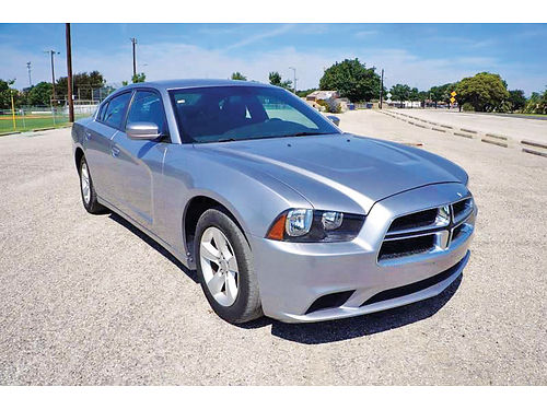 14 DODGE CHARGER SE AC DUAL ALLOYS AUTO 4 PTS 116778 214 296-4026 15995