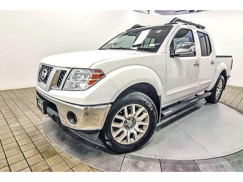 12 NISSAN FRONTIER SL 4X4 AC DUAL ALLOYS AUTO ESTRIBOS 4PTS B63127P 817 717-5097 845ENG