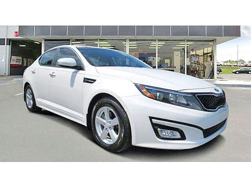 15 KIA OPTIMA LX AUTO BAJAS MILLAS BLUETOOTH CUSTOM RIMS SUPER LIMPIO XM RADIO T555253 214