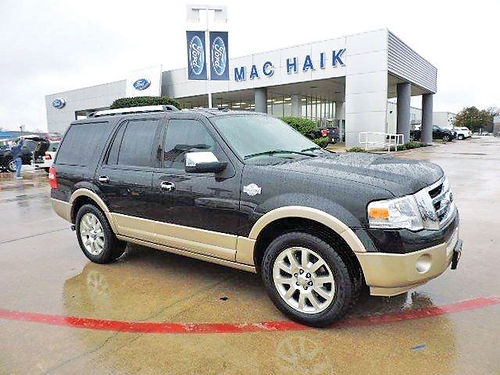 13 FORD EXPEDITION 3RA FILA AC DUAL ALLOYS AUTO BLUETOOTH ESTRIBOS PIEL QUEMAC V8 41185B