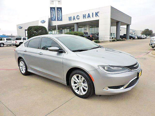 15 CHRYSLER 200 LIMITED AUTO BLUETOOTH CAMARA TRASERA CUSTOM RIMS PIEL SUPER LIMPIO W10114 9