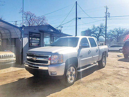 11 CHEVY SILVERADO LT TEXAS EDITION 214 451-5965 2500ENG