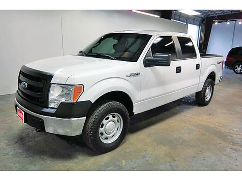 14 FORD F-150 4X4 AUTO BLUETOOTH XM RADIO AC TELEC CD 42817 713 793-6359