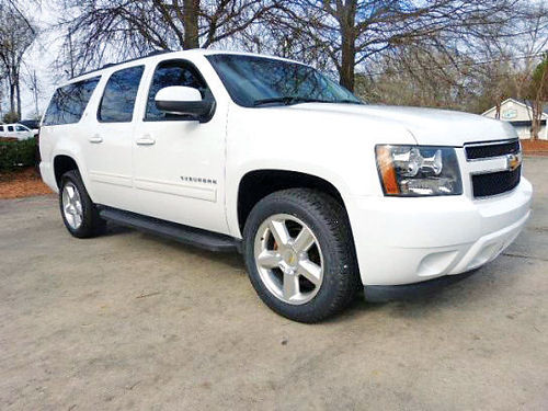 09 CHEVY SUBURBAN LT TEXAS EDITION AUTO AC TELEC CD 281 500-9407 1795ENG