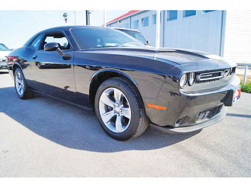16 DODGE CHALLENGER SXT PLUS V6 PIEL 16K MILLAS TELEC CD 713 780-1616 18450