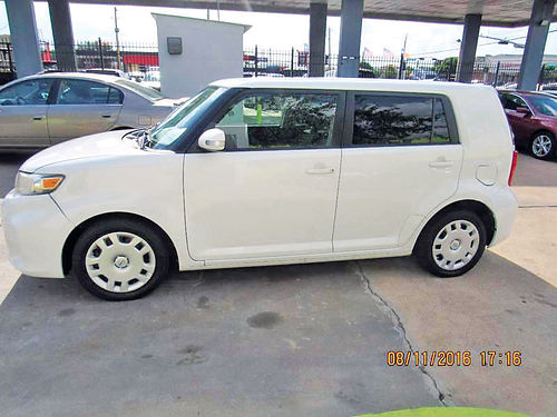 12 SCION XB 4 CIL ALLOYS AUTO SUPER LIMPIO 4 PTS 713 574-5049 5990