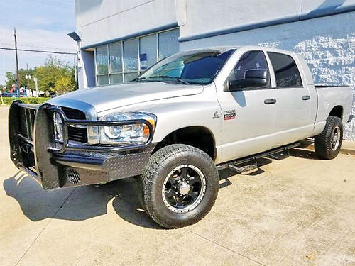 07 DODGE RAM 2500 HEAVY DUTY ALLOYS AUTO PIEL QUEMAC 4 PTS AC TELEC CD VAJUST 713 568-