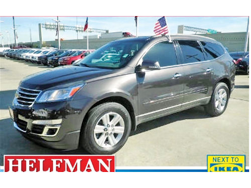 13 CHEVY TRAVERSE 20103 888 291-2776 19550