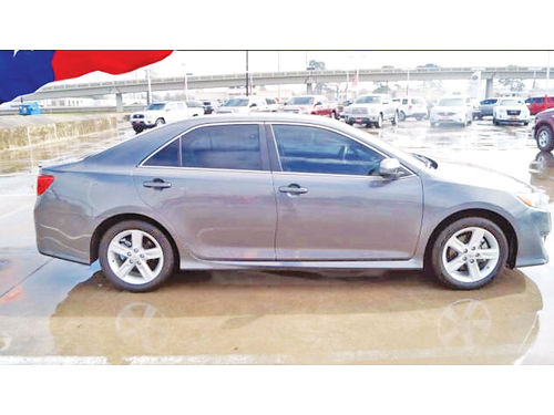 14 TOYOTA CAMRY SE  713 574-5046 235MES