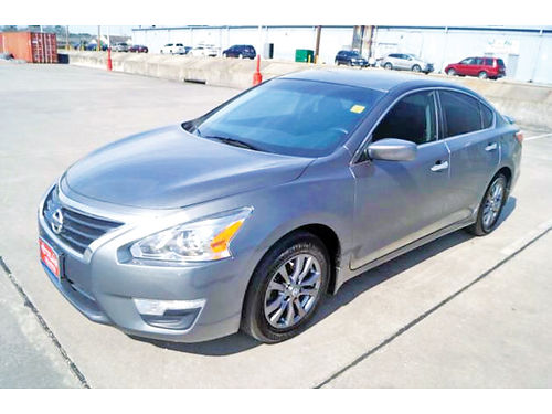 15 NISSAN ALTIMA 25S  713 574-5046 274MES