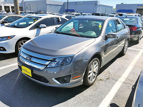 12 FORD FUSION P13621 832 280-4663 9702