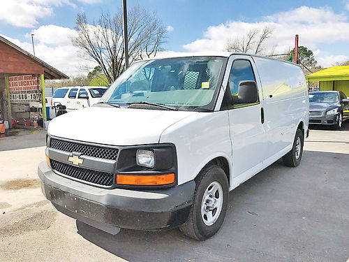 08 CHEVY EXPRESS VAN AC DUAL ALLOYS AUTO 6571 281 445-3500 5999