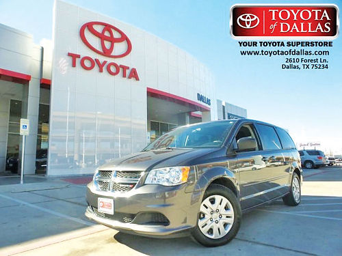 15 DODGE GRAND CARAVAN 3RA FILA AC DUAL ALLOYS AUTO V6 4 PTS FR594132 866 213-4016 155