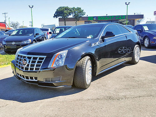 13 CADILLAC CTS COUPE AC DUAL ALLOYS AUTO PIEL QUEMAC 2PTS 64820 817 717-2338 1025ENG