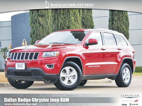 14 JEEP GRAND CHEROKEE LAREDO ALLOYS AUTO BLUETOOTH CD TODO ELECTRICO EC419119 214 442-0759