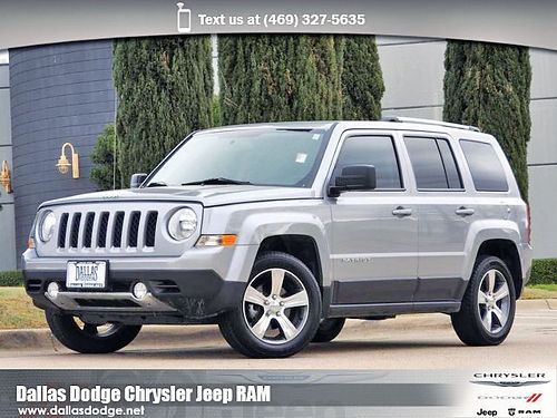 16 JEEP PATRIOT HIGH ALTITUDE ALLOYS AUTO BLUETOOTH CD TODO ELECTRICO GD634877 214 442-0759