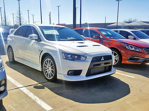 15 MITSUBISHI LANCER EVOLUTION GSR AC DUAL ALLOYS PIEL 4 PTS B23743P 817 717-5097 1650EN