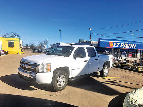 08 CHEVY SILVERADO LT 4X4 ALLOYS ESTRIBOS DUAL 214 736-9493