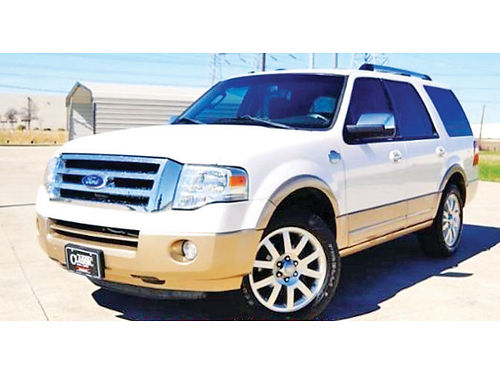14 FORD EXPEDITION KING RANCH 3RA FILA AUTO ESTRIBOS QUEMAC SISNAV V8 FLEX FUEL F25392 88