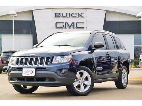 12 JEEP COMPASS LATITUDE AC DUAL ALLOYS AUTO 4 PTS G7304A 214 736-9498 10700