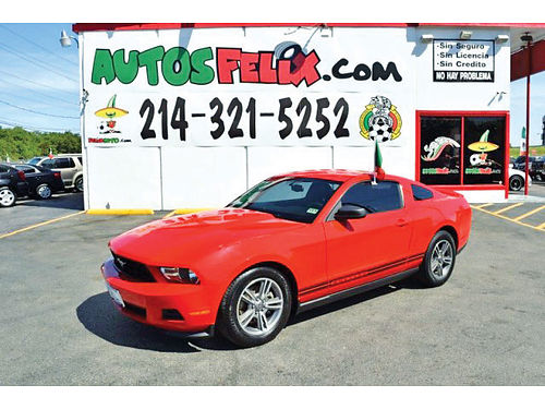 12 FORD MUSTANG GT AC DUAL ALLOYS AUTO SUPER LIMPIO 2PTS 214 321-5252 1500ENG