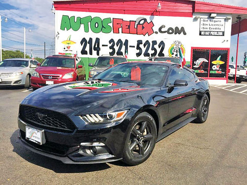 16 FORD MUSTANG GT AC DUAL AUTO PIEL 2 PTS 214 321-5252 2000ENG