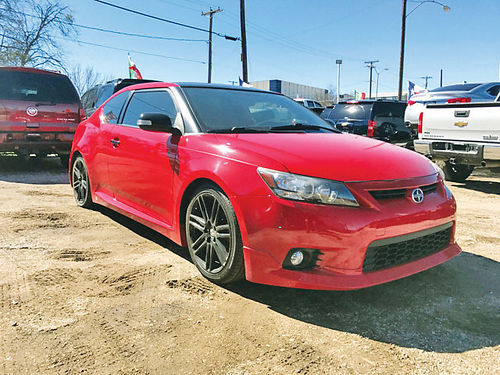 13 SCION TC COUPE MANUAL QUEMAC 214 451-5965 1500ENG