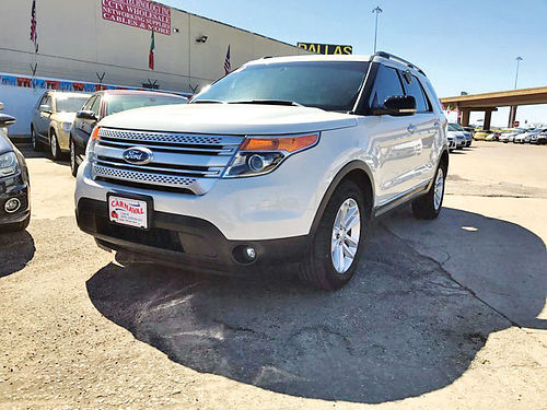12 FORD EXPLORER XLT 3RA FILA ALLOYS AUTO PIEL 4 PTS 469 718-1396