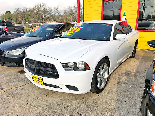 14 DODGE CHARGER  713 947-6655 2900ENG