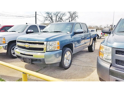 10 CHEVY SILVERADO TEXA EDITION AC DUAL ALLOYS AUTO 4 PTS 832 740-4656