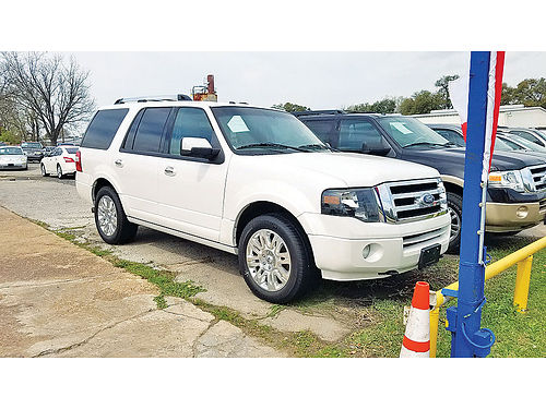 11 FORD EXPEDITION LIMITED 3RA FILA AC DUAL ALLOYS AUTO PIEL QUEMAC 4 PTS 832 740-4656