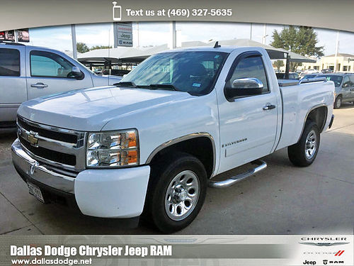 08 CHEVY SILVERADO 1500 LT ALLOYS AUTO ESTRIBOS CD TODO ELECTRICO REG CAB 8Z295508 214 442-