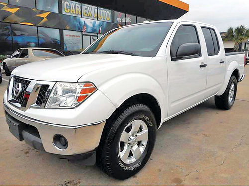 11 NISSAN FRONTIER ALLOYS AUTO SUPER LIMPIO 4 PTS SHORT BED 832 603-4995 14995