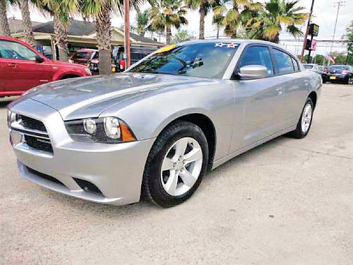 13 DODGE CHARGER 4 CIL AC DUAL ALLOYS AUTO SUPER LIMPIO 4 PTS 713 772-7466 1995ENG