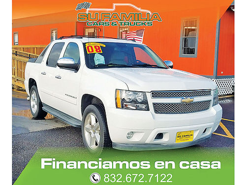 08 CHEVY AVALANCHE - 832 672-7122